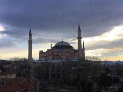 Hagia Sophia Matters: Culture, Human Dignity and the Legacies of Empires