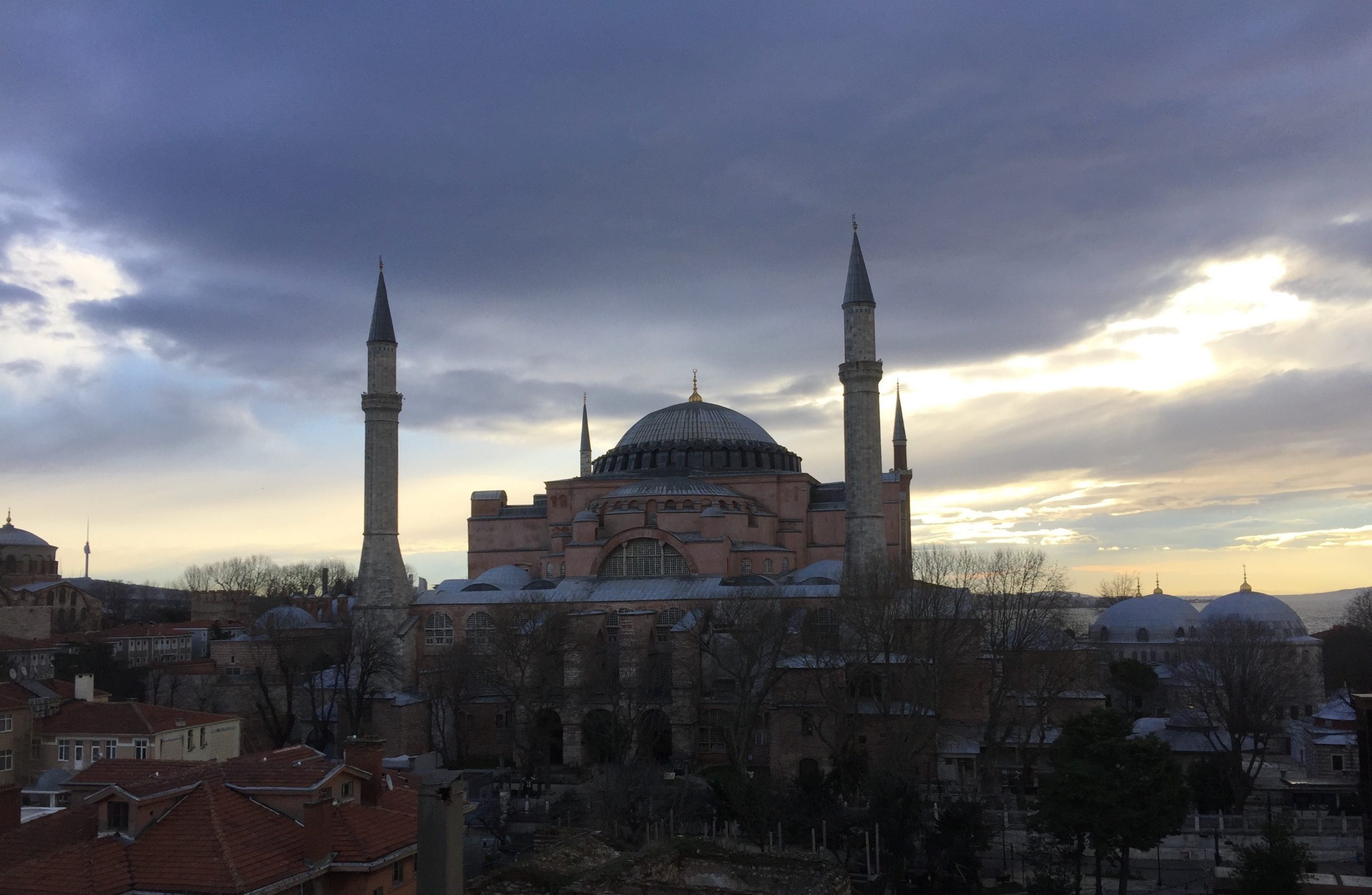 Hagia Sophia Matters: Culture, Human Dignity and the Legacies of Empires