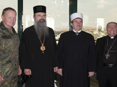 Religious Leader Engagement in Kosovo: Restored Trust Leads to Renewed Relations—Chaplain Michel de Peyret, French Army (Part 2)