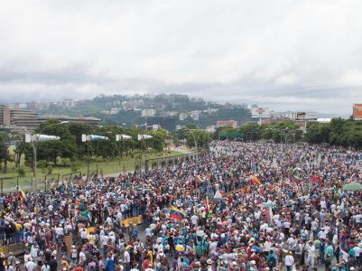 Local Faith Communities Respond to Venezuelan Displacement in Latin America and the Caribbean