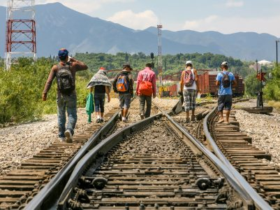 An Issue Without Borders: Finding Solutions to the Refugee Crisis